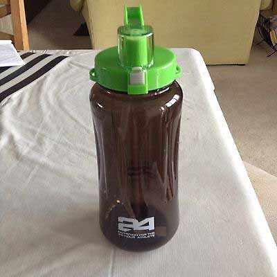 Гербалайф 2000 мл Спорт встряхнуть флакон Тритан пластиковые материал с gree крышкой соломы внутри легко пить