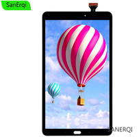 For Samsung Galaxy Tab E 9.6 T560 LCD Display SM T560 SM T561 Touch Screen Digitizer Matrix Touch Panel Tablet Assembly SanErqi
