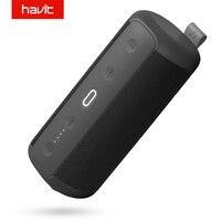 Havit Портативный bluetooth динамики открытый IPX7 Водонепроницаемый 30 Вт Батарея 5200 mAh Время воспроизведения 12 14 ч Поддержка NFC, СПЦ, Siri, голосовой ча