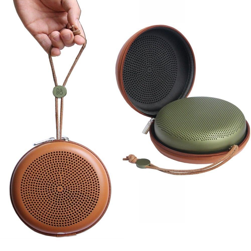 imágenes para 100% Nueva Cubierta Protectora Cubierta de La Bolsa Del Caso Para BeoPlay A1 B & O Jugar por BANG & OLUFSEN Altavoz Bluetooth