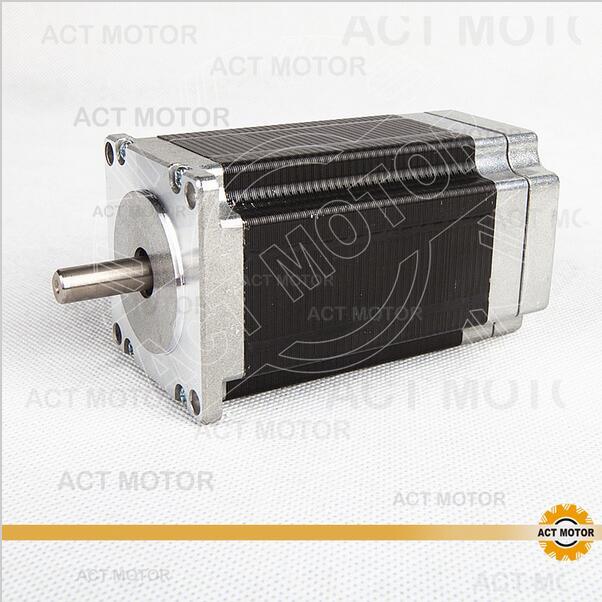 ACT Мотор 1 шт Nema23 бесщеточный двигатель постоянного тока 57BLF03 24 V 250 W 3000 об/мин 3 фазы одной ВАЛ ЧПУ США Калифорния DE Великобритании это FR быть JP ...