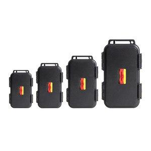 Image 1 - Caja de herramientas a prueba de agua funda hermética EDC viaje sellado contenedor de supervivencia almacenamiento caja de transporte con forro de espuma