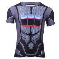 OW accessoires OE fans t-shirt caractère frais REAPER concept 3d impression simple conception t chemises ac653