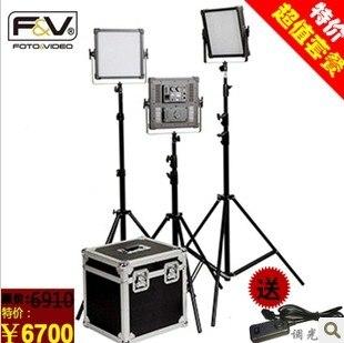 CD50 F V LED фотографии свет комплект телевизионные огни комплект светильник напольный светильник K4000S