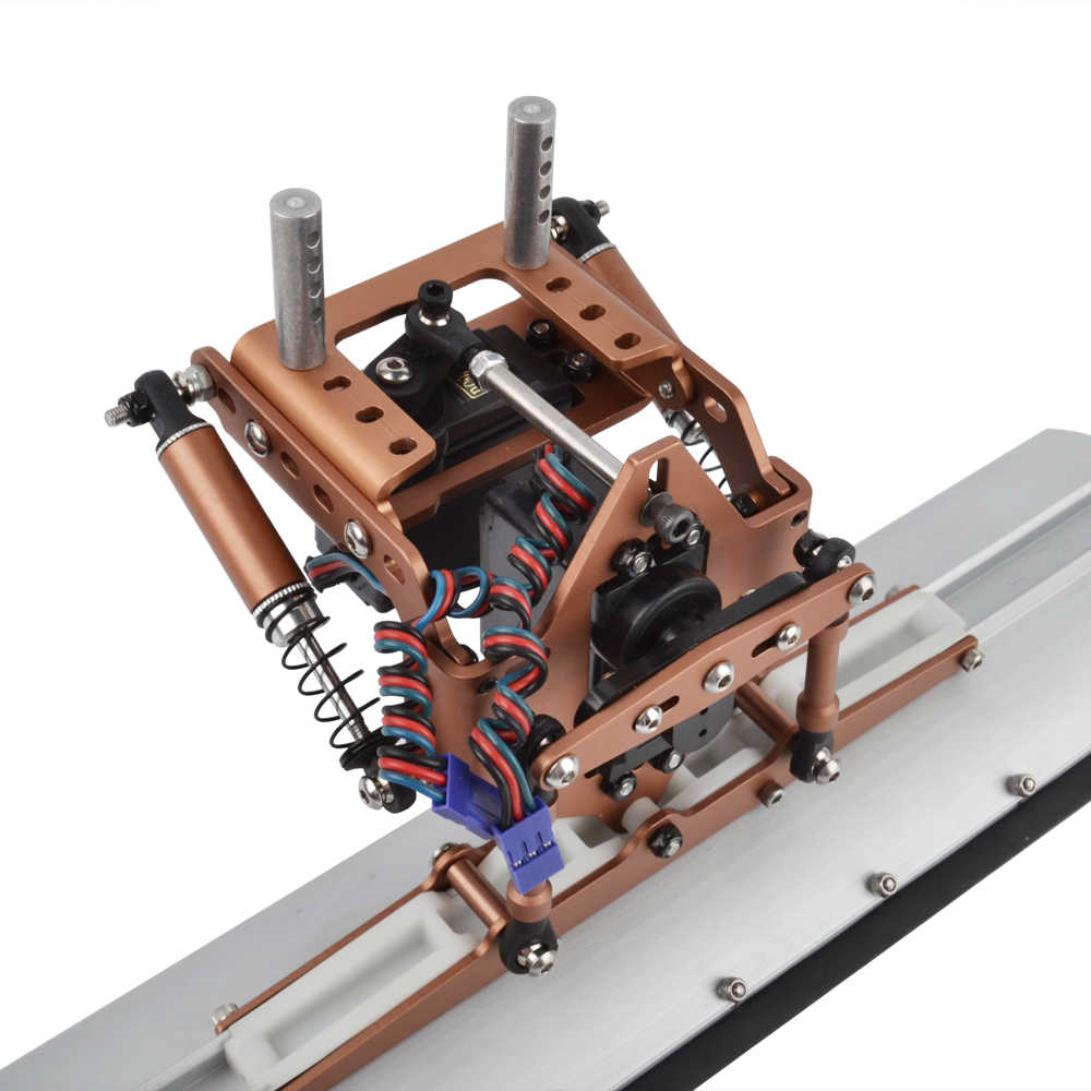 1/10 RC TRX4 sterowanie radiowe łopata do śniegu i serwo śnieg zamiatanie narzędzia dla RC Traxxas TRX4 TRX-4 cześć zapasowa TRX4 akcesoria