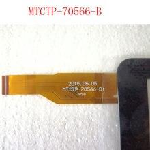 7 pulgadas de pantalla táctil táctil de cristal digitalizador panel WJ932-FPC V1.0 ZLD0700270716-F-A ZLD0700270716 ZLD0700270716-F-B MTCTP-70566-B