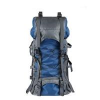 Fashion High Capacity Waterproof Nylon Travel Backpack Professional 600D Backpack 70 L Capacity Military Backpack