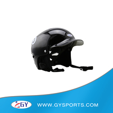 Comfortable safety helmet for Summer water sports with brim