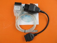 for bmw inpa k d can / ediabas k dcan usb interface With FT232RL Chip with for bmw 20pin obd2 diagnostic cable