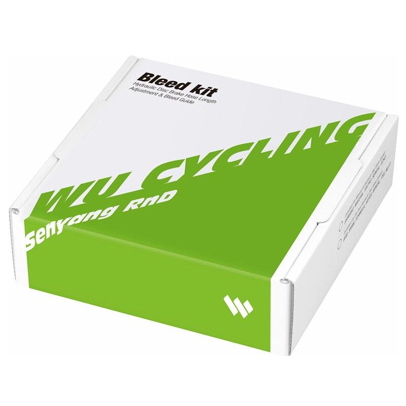 Bicicletta Freno Idraulico MAESTRO Spurgo Tool Kit per Tutti Sistema Frenante dei freni e Seires Utilizzare Olio Minerale di
