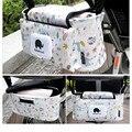 Сумка-Органайзер для детских колясок  сумка для подгузников для мам  водонепроницаемая сумка для детских колясок  аксессуары для путешеств...