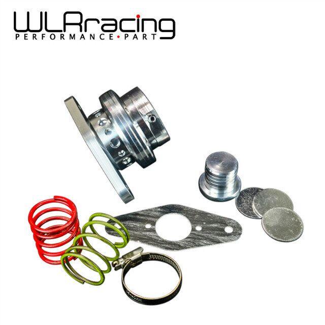 Prix pour WLRING MAGASIN-NOUVEAU BOV Aluminium turbo dump valve pour Subaru 08 + WRX Héritage Mazdaspeed 3 blow off valve WLR5792