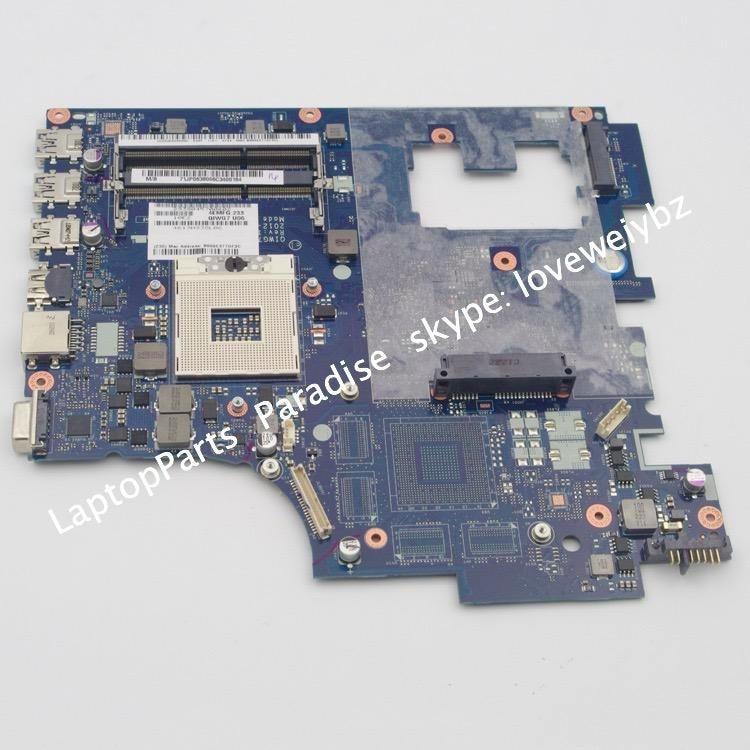 Free Shipping New for Lenovo G780 Laptop Motherboard QIWG7 LA-7983P Rev:1.0 Main board brand new qiwg7 la 7983p rev 1 0 for lenovo g780 notebook motherboard