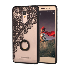 Phone Cases with Stylish Prints and Ring Holder for Xiaomi Redmi 3S, Note 3, Mi3, Max