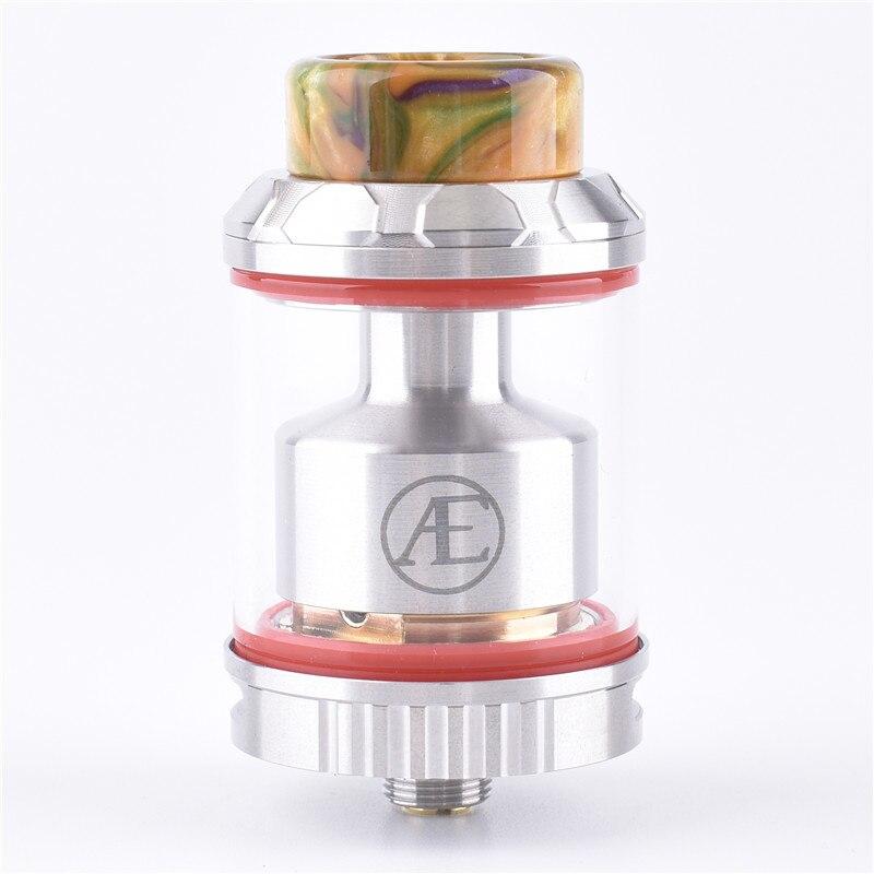 New arrival ShenRay Art Elite RTA Atomizer Vape Mech Tank 2.5mm 3.5mm with Bulb Glass For Ecig Mods