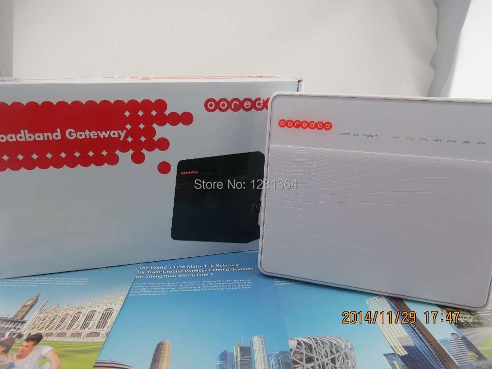 Huawei HG655b VDSL2 modem/router SIP VoIPx2 designed by