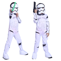 Free Shipping Halloween Costume Dress Children Tongbai Bing Little Soldier Star Wars Costumes Performance Clothing