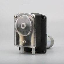 DC12V/24 V перистальтический насос дозирующий насос микро санитарно перистальтический насос Максимальный расход 3000 мл/мин. по GROTHEN GAB36GM