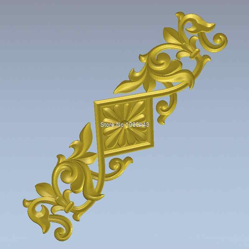 High quality New 3D model for cnc 3D carved figure sculpture machine in STL file 3D furniture decoration Decor_67