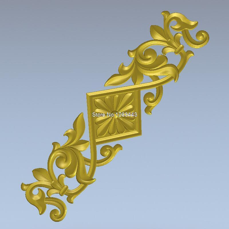 High Quality New 3D Model For Cnc 3D Carved Figure Sculpture Machine In STL File 3D Furniture Decoration Decor_67