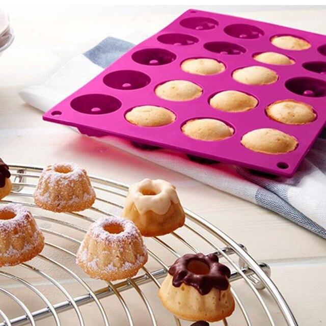 Silikon Sawaline Kuchen Form Chiffon Silikon Form Schokolade Pudding