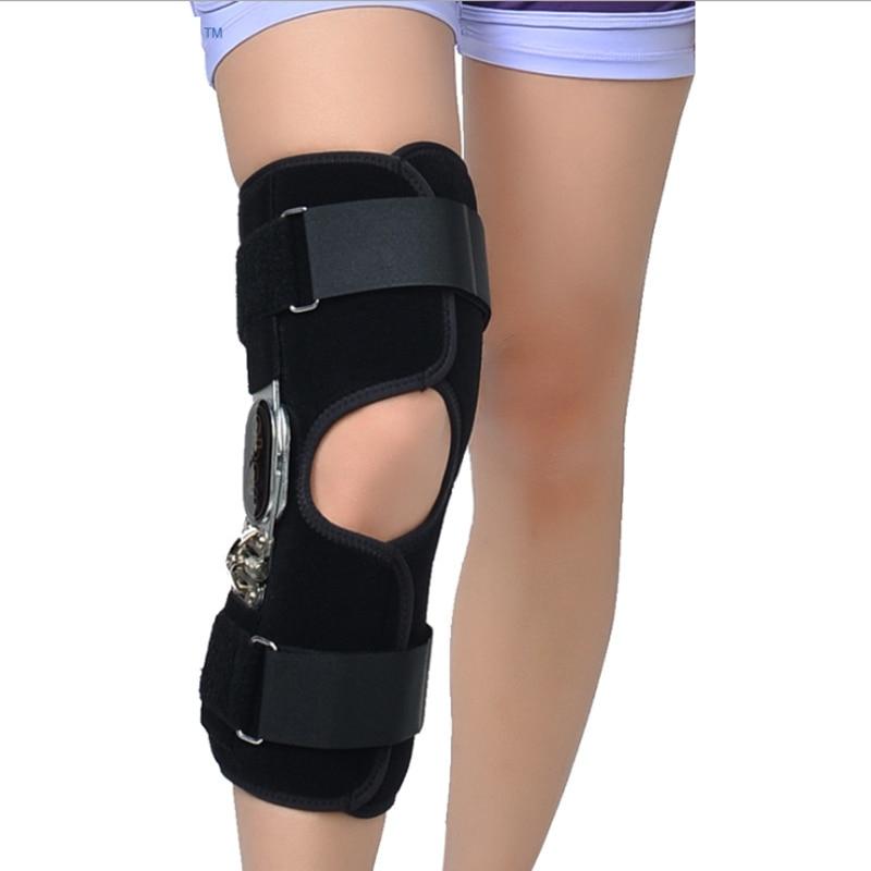 Nowa regulacja medyczne wsparcie kolana Brace ochraniacze na kolana rozrost kości ortopedyczne ulgę w bólu kolana Protector starczej stawów kolanowych straż w Szelki i korektory postawy od Uroda i zdrowie na AliExpress - 11.11_Double 11Singles' Day 1