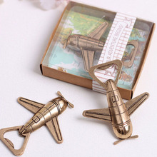 Bottle-Opener Airplane Gift Wedding-Favors Wine Beer Aircraft-Bar Kitchen-Tools Styling