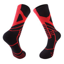 Brothock Professional towel bottom sports basketball socks thick tube elite outdoor factory direct wholesale