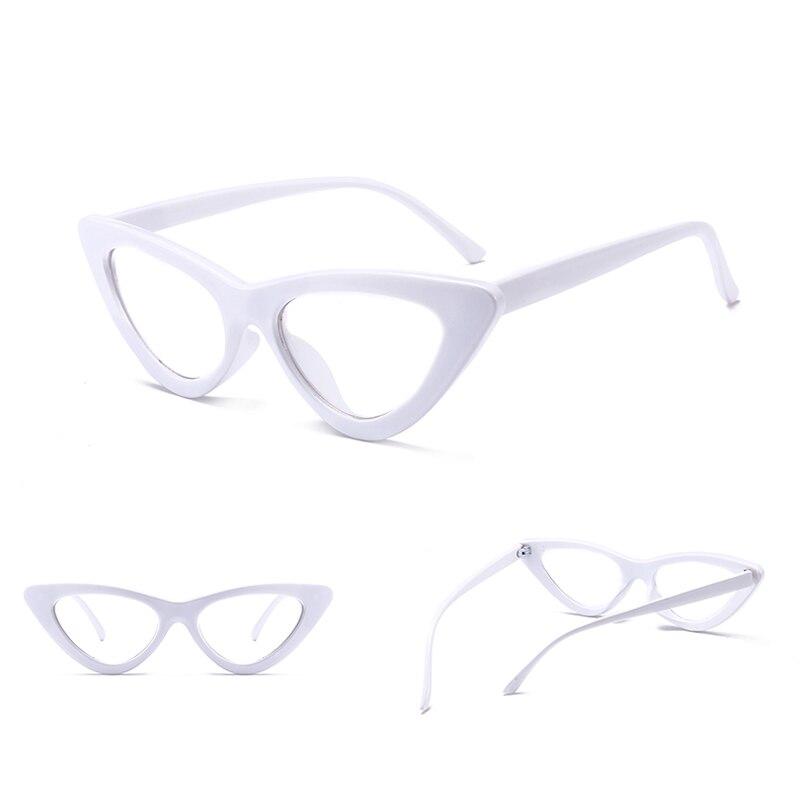 retro cat eye glasses frames for women 0317 details (5)
