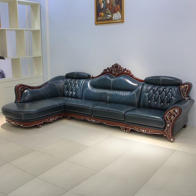 1 + 2 + 3 sedile/lotto) in vera pelle divano di casa per la villa ...