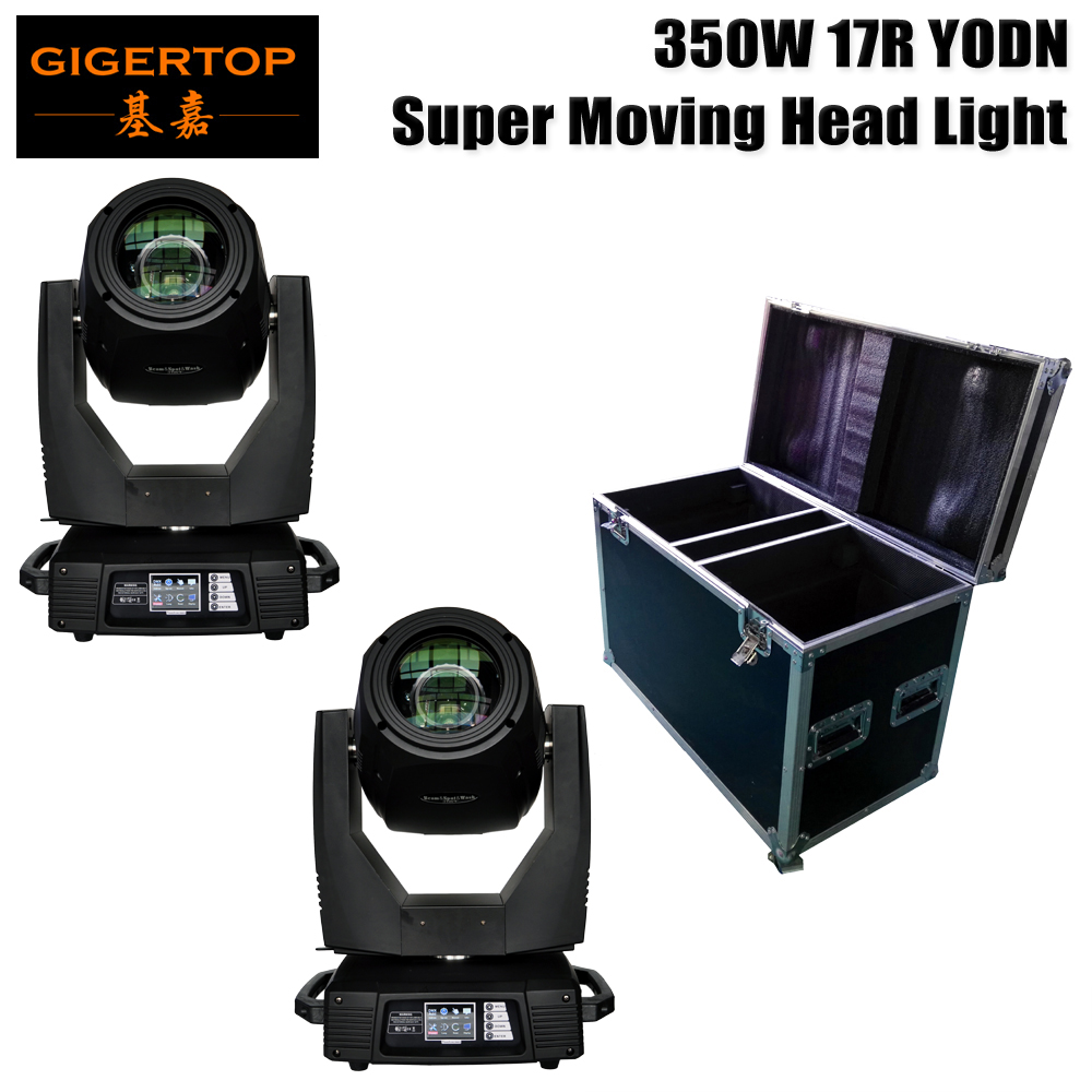 China YODN 17R SPOT PRO Moving Head Light AC110-240V YODN 17R 350W - Commercial Lighting