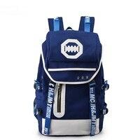 Hot Sale Canvas Backpack 2016 Fashion Women Printing Backpacks Students School Rucksack Teenager Large Laptop Travel