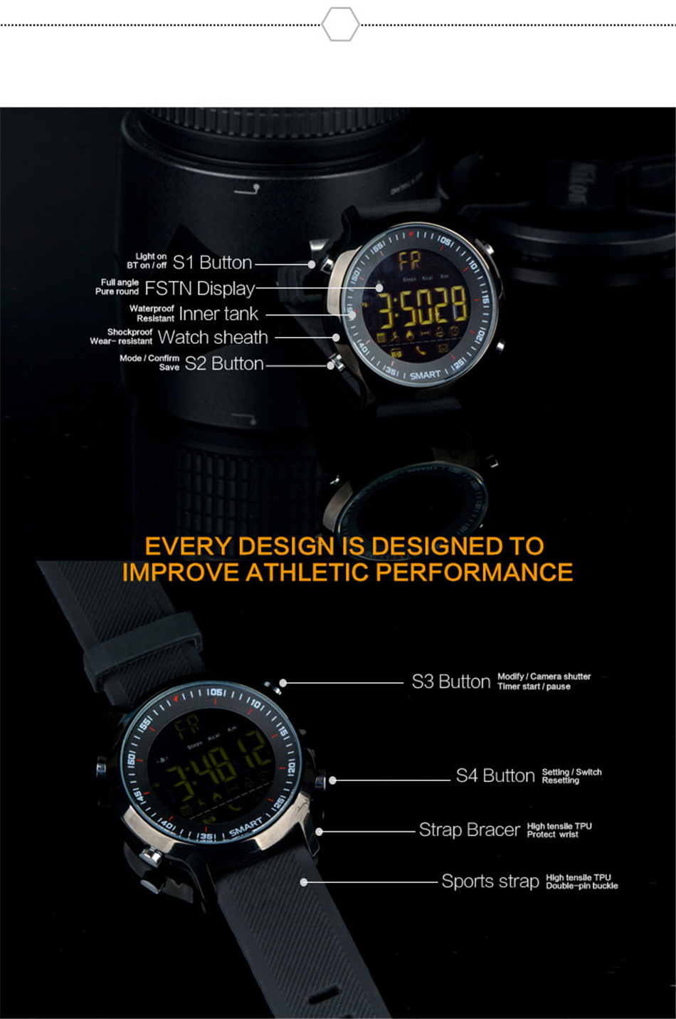 Makibes EX18 Smart Sport Watch Men (19)
