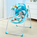 Multifunctional Electric Baby Rocking Chair Baby Cradle Portable Folding Baby Bed Newborn Infant Soft Cradle Baby Swing C01