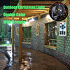 Outdoor Garden Decoration Waterproof IP65 Christmas Laser Light Star Projector Showers Red Green Moving Twinkle With