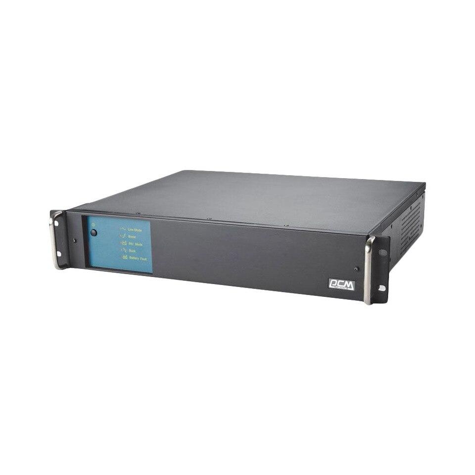 Купить со скидкой Источник бесперебойного питания Powercom King Pro RM KIN-1200AP RM
