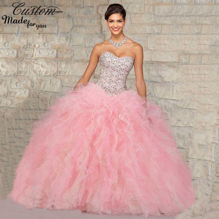 Victoriana princesa dulce 16 vestido de fiesta Puffy bola de ...