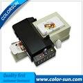 Automático PVC impresora de tarjetas de IDENTIFICACIÓN más 51 unids bandeja de pvc para la tarjeta del pvc máquina de impresión
