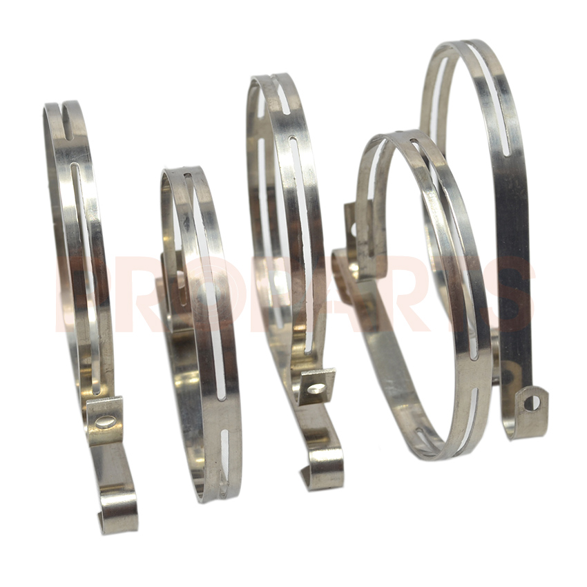 5PCS Chainsaw Brake Band For PARTNER 350 351 370 371 390 420 chainsaw clutch with drum needle bearing kit fit partner 350 351 chain saw replaces parts