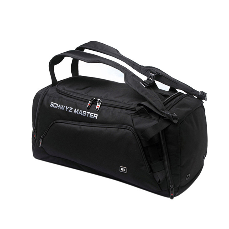 56edb34d5a Brand Swiss Travel Bags Men and Women Handbag Large Capacity Fashion  Luggage Bag Short Distance Travel Health Totes 2018-in Travel Bags from  Luggage   Bags ...