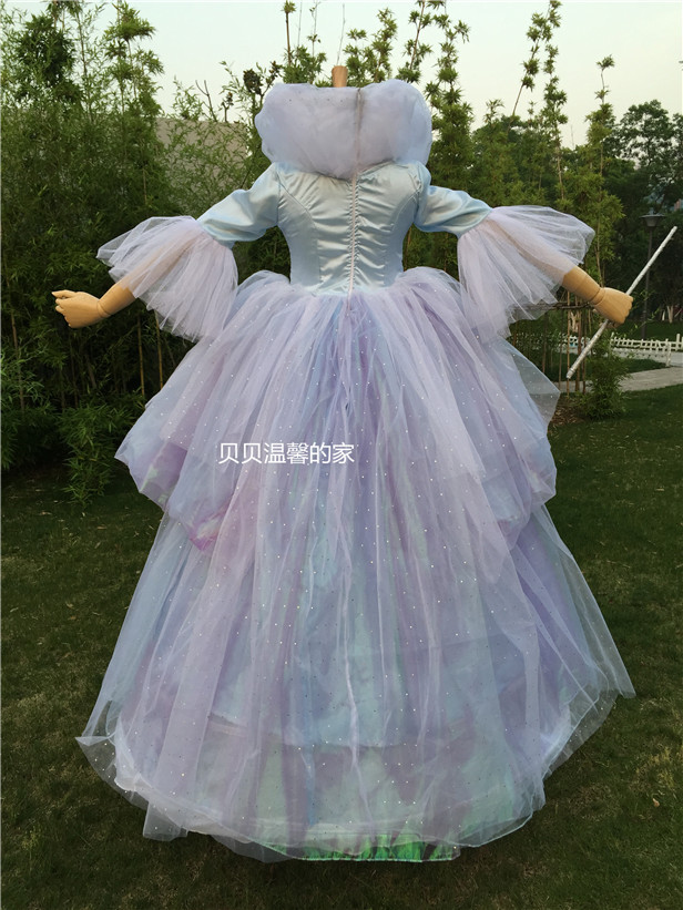 Free shipping new Cinderella Costume Ella Enchanted Princess fairy Godmother Cosplay dress for women/kids for party on Aliexpress.com | Alibaba Group & Free shipping new Cinderella Costume Ella Enchanted Princess fairy ...