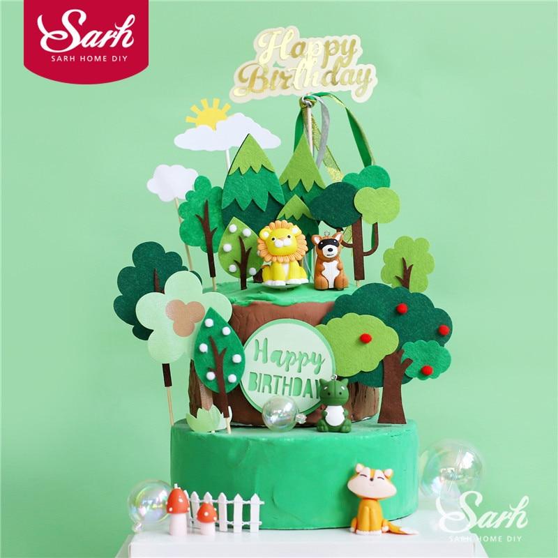 12 Dinosaur Cupcake//cake Toppers Fondant Babys Boys Children's Birthday