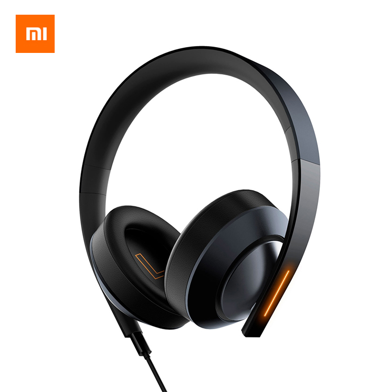 Xiaomi MI Gaming headphone 3.5mm Wired Earphone Gaming Headset Headphone USB Headset with microphone For PC ps4 laptop phones wired headphone 3 5mm gaming headset headphone earphone music microphone for ps4 play station 4 game pc chat