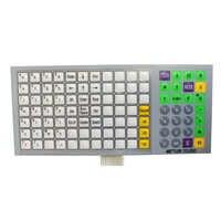 SEEBZ 5 pcs/lot Original nouvelle Version anglaise Film de clavier pour Mettler Toledo RLOO 3610 3650 3950 échelle clavier Membrane