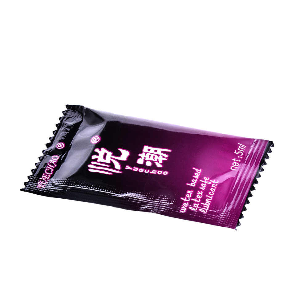 5 ミリリットルセックス潤滑水ベース肛門油セックス潤滑油ゲイ男性と女性のマスターベーション潤滑大人のセックス液体製品