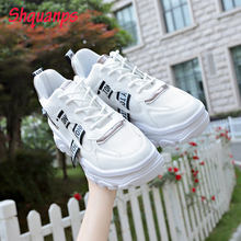 Spring Hot Sale Women Shoes Casual Breathable Outdoor Platfo