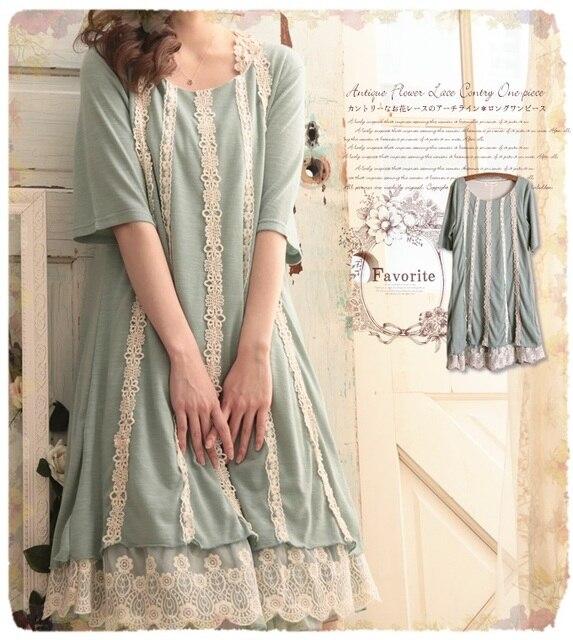 Kleid boho vintage