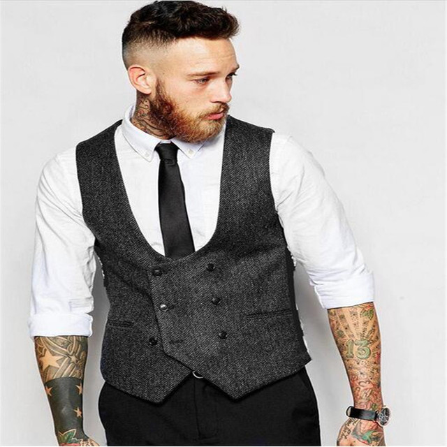 Male Fashion Vest