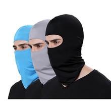 Велосипедная мотоциклетная маска на шею, мотоциклетная маска для лица, Зимняя Теплая Лыжная сноубордическая штормовка, Полицейская велосипедная Балаклава, уличная маска для лица