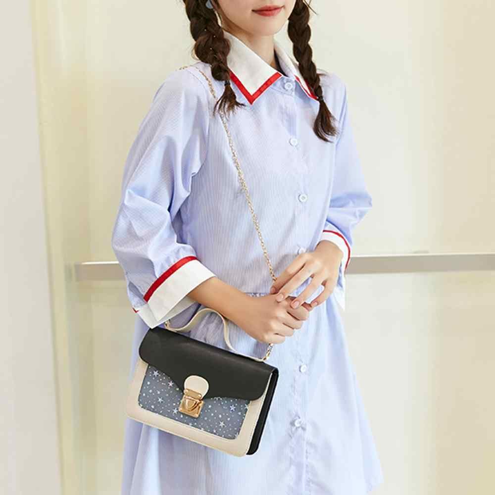 Litchi padrão cor sólida saco do mensageiro para as mulheres bolsas de ombro bolsas de couro crossbody bolsas femininas mujer sac a principal